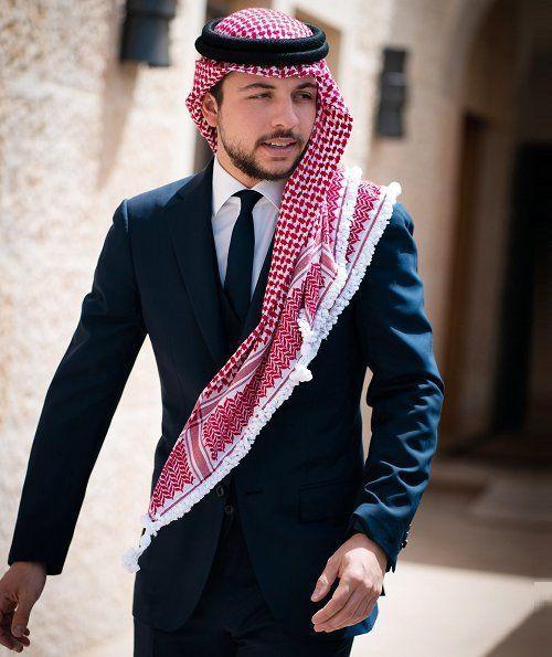 Prince héritier Hussein