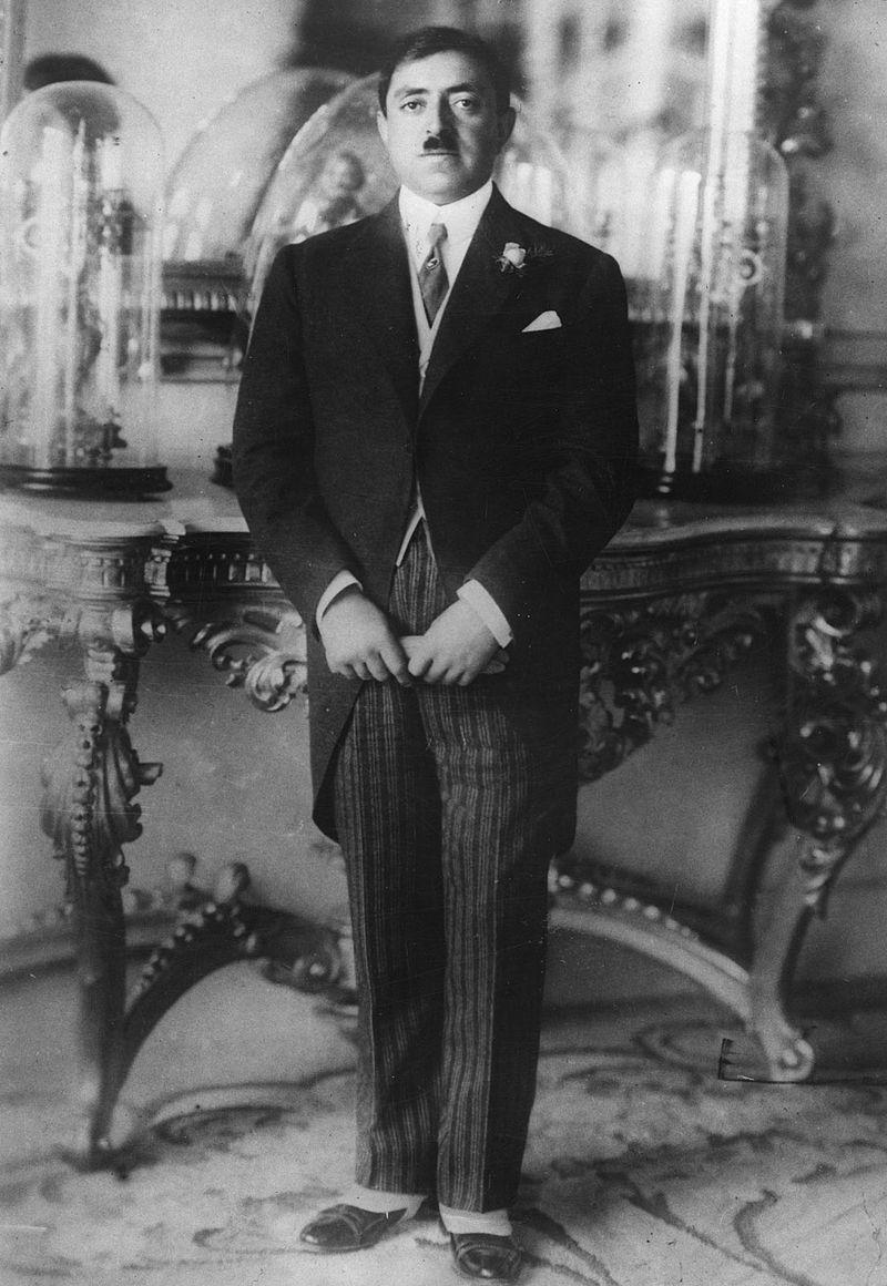 roi Ghazi Amanullah Khan