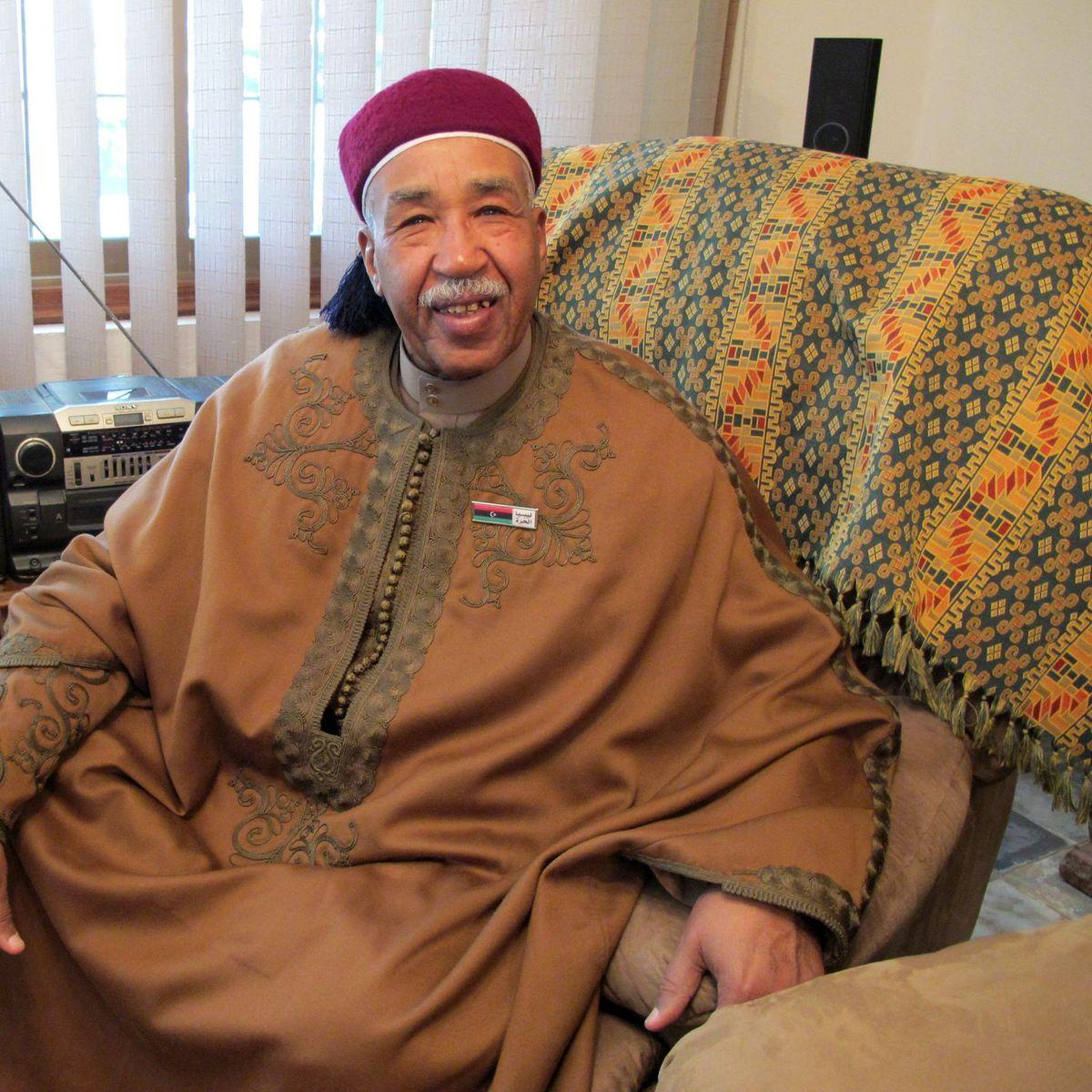 Prince Ahmed El Senoussis