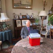 Le prince Charles de Galles