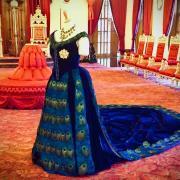 Salle du trône du palais de Iolani