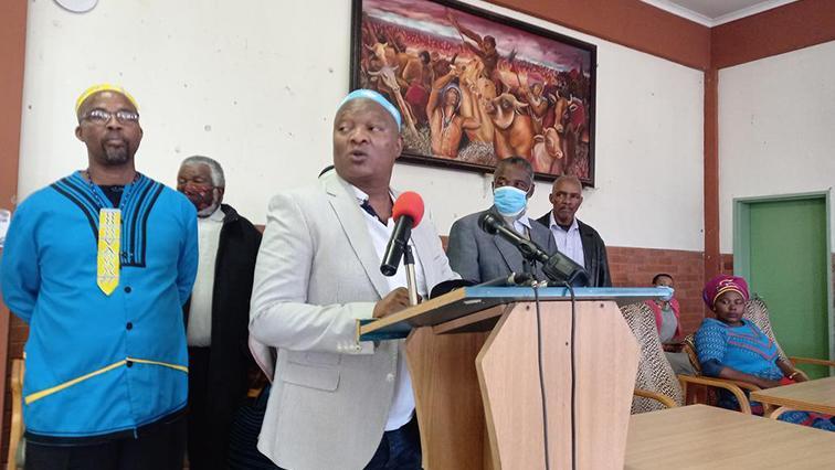 Ahlangene vulikhaya sigcawu s exprime face a la contestation