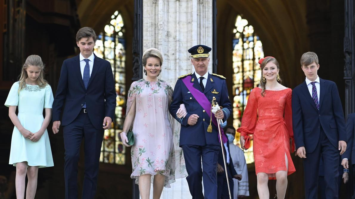 Famille royale de Belgique