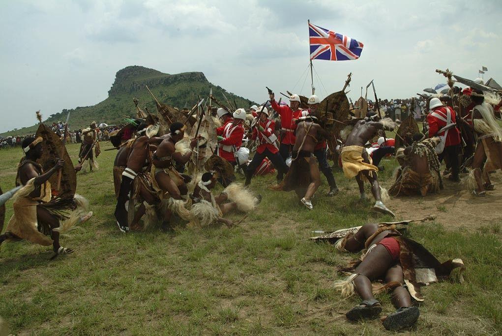 Bataille d isandlwana