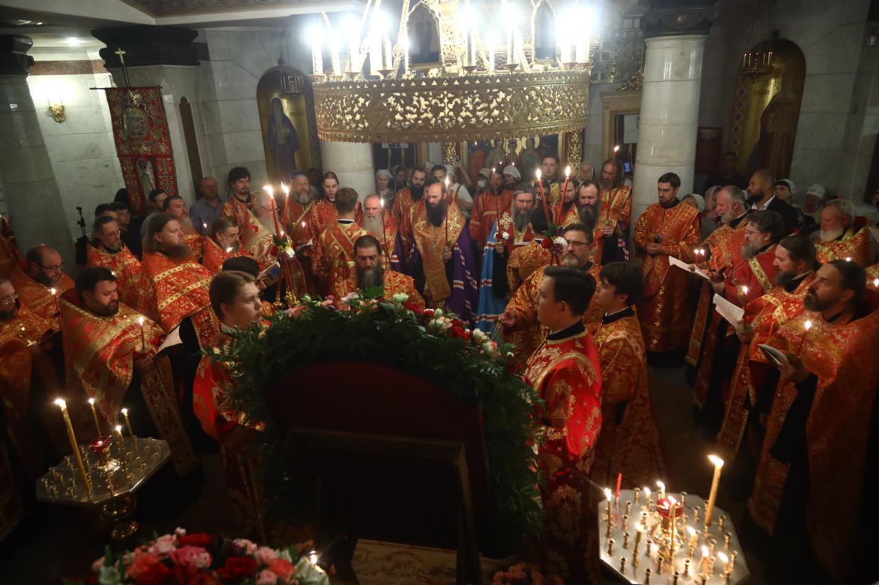 L'église orthodoxe rend hommage à Nicolas II