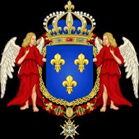 Blason de la famille de france2 1