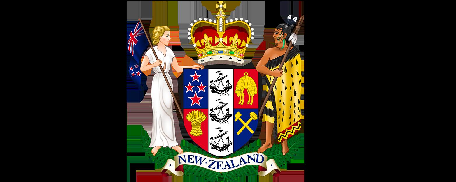 Blason de la Nouvelle-zélande