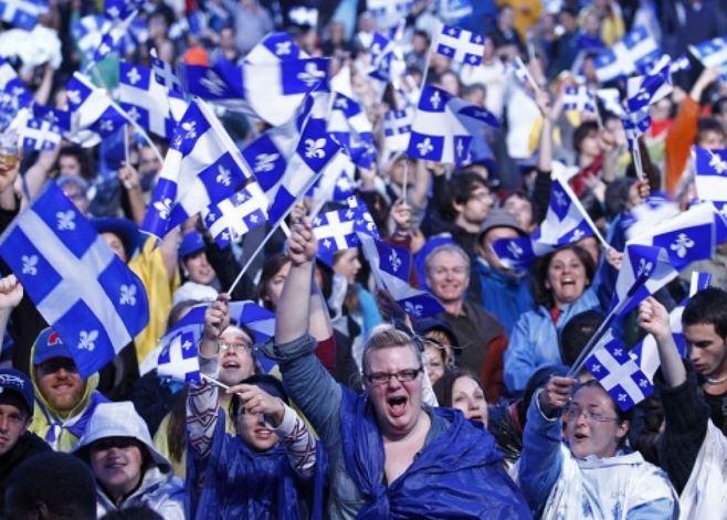 Les indépendantistes québécois