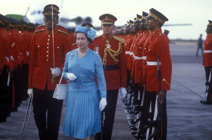 La monarchie en Jamaïque, vestige colonial ?