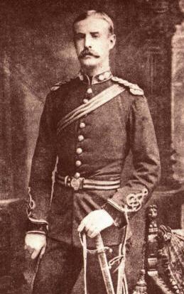 Capt william grant stairs