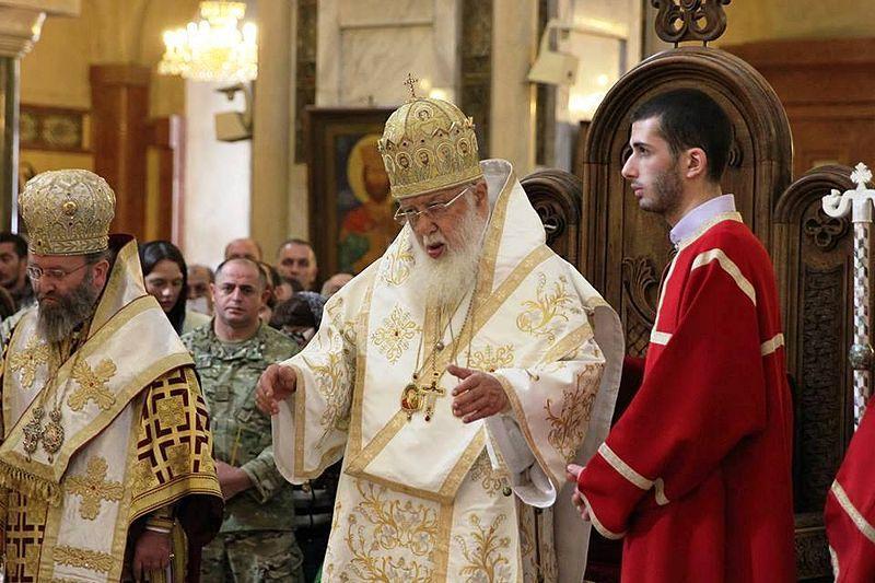 Patriarche Ilia ii