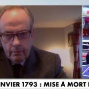 Le comte de Paris sur CNEWS