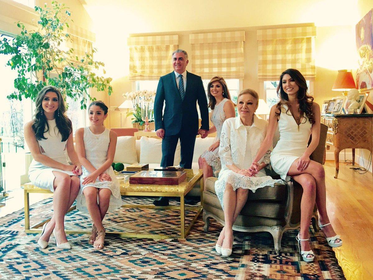 Famille impériale Pahlavi