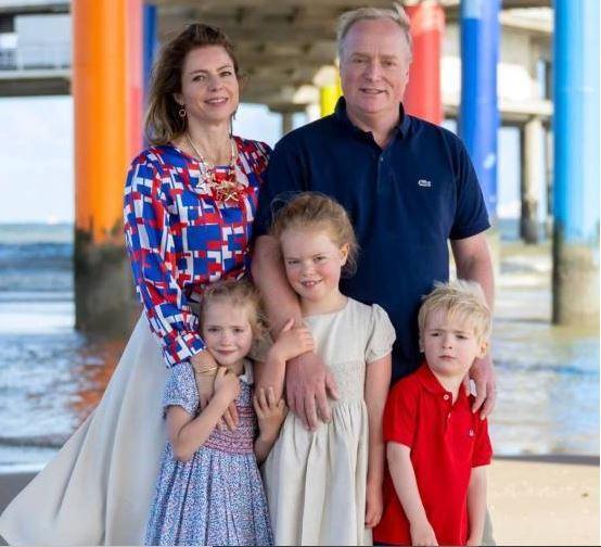 Charles xavier en famille cp