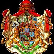 Coat of arms of wettin house albert line