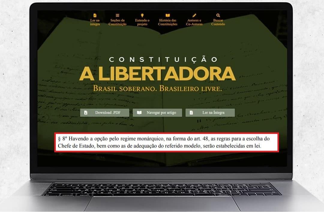 Projet de réforme constitutionnelle