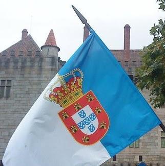 Drapeau de la monarchie portugaise