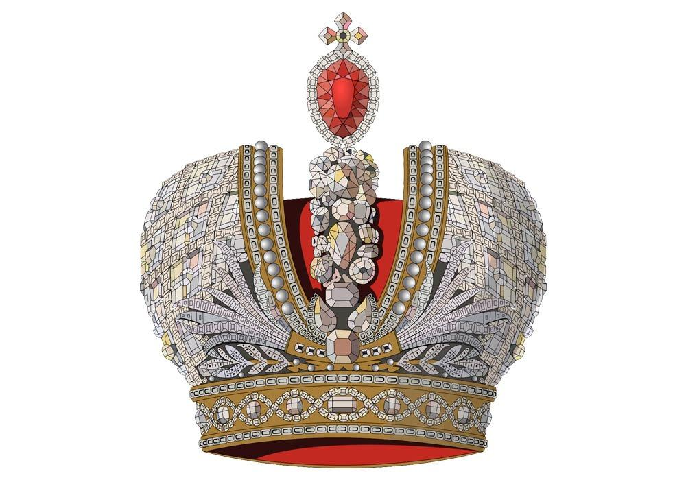 Couronne russe