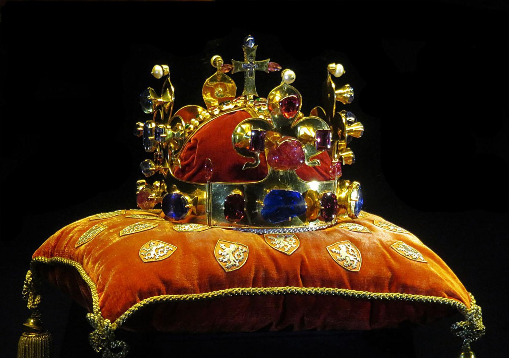 Couronne royale de boheme