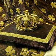Couronne saint denis 93 basilique couronne royale dite de la reine executee par feucheres