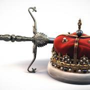 La couronne d'Ecosse