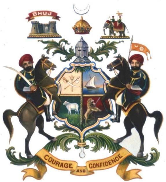 Blason de la Maison royale de Kutch