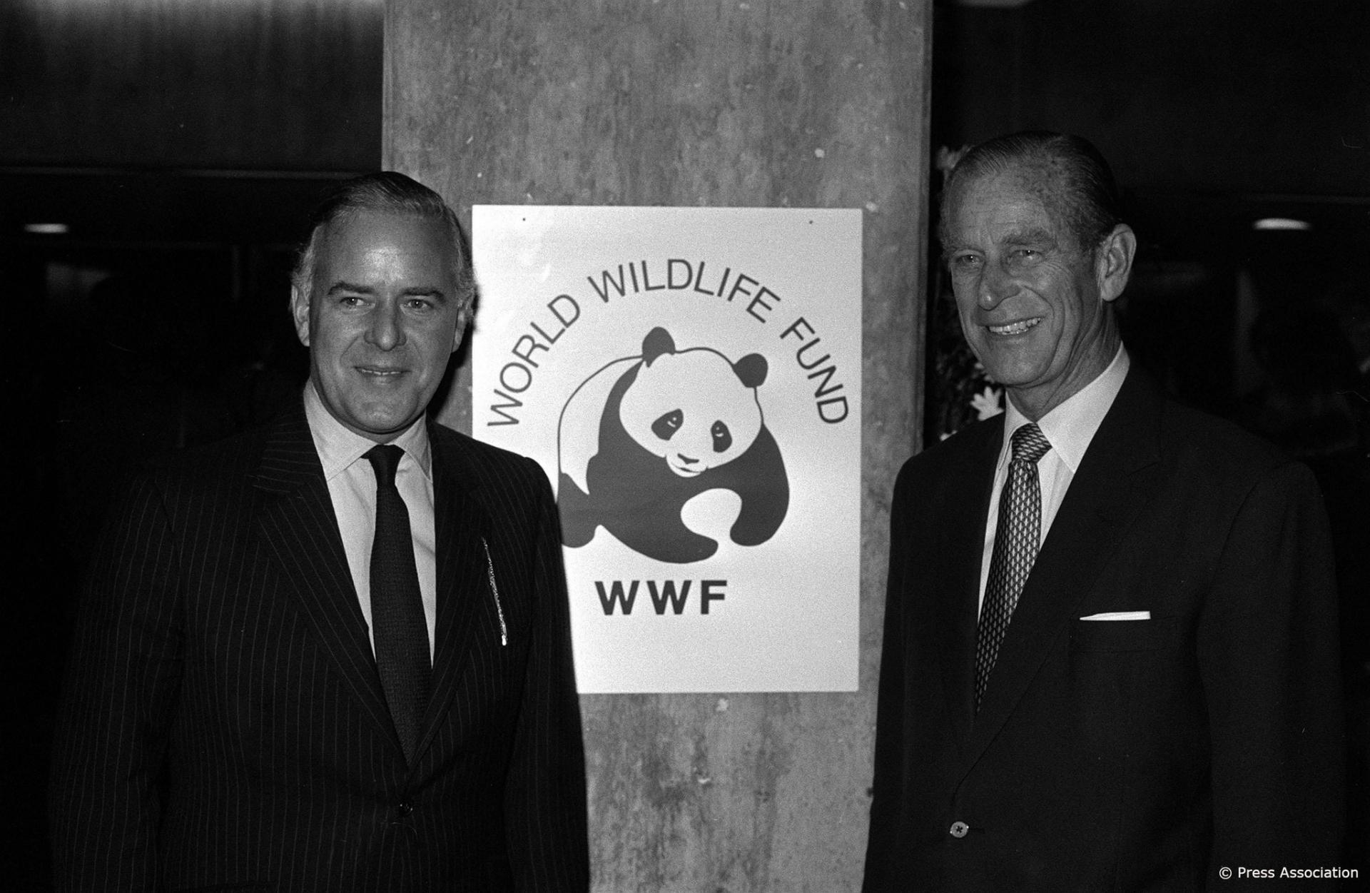 Philip Mountbatten, président du WWF