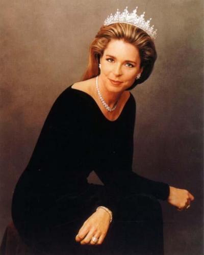 Reine Noor de Jordanie