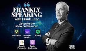 l'émission « Frankly Speaking  » (Parler franchement) présente sur le site Arab News,