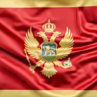 Drapeau du montenegro 1401 176
