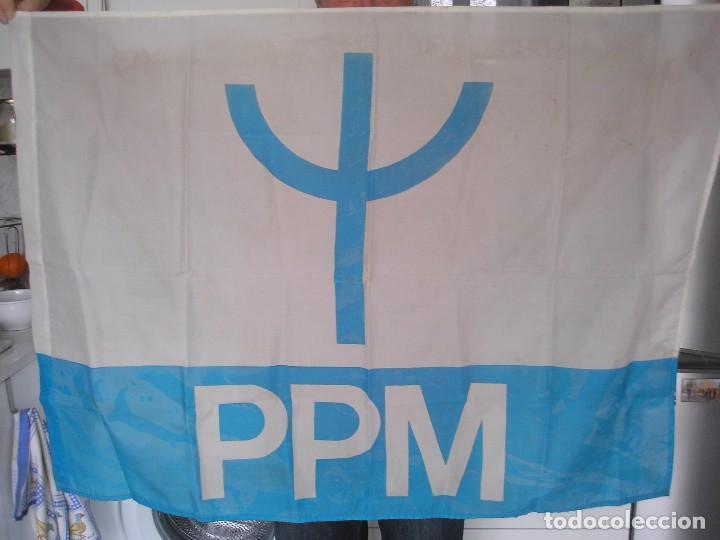 Drapeau du PPM