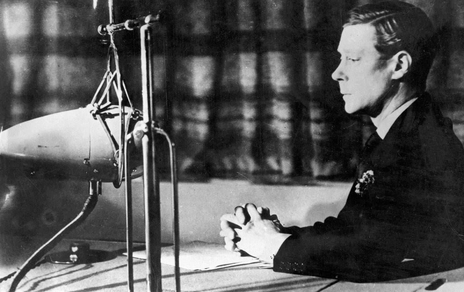 Edward viii abdication radio bbc december 11 1936
