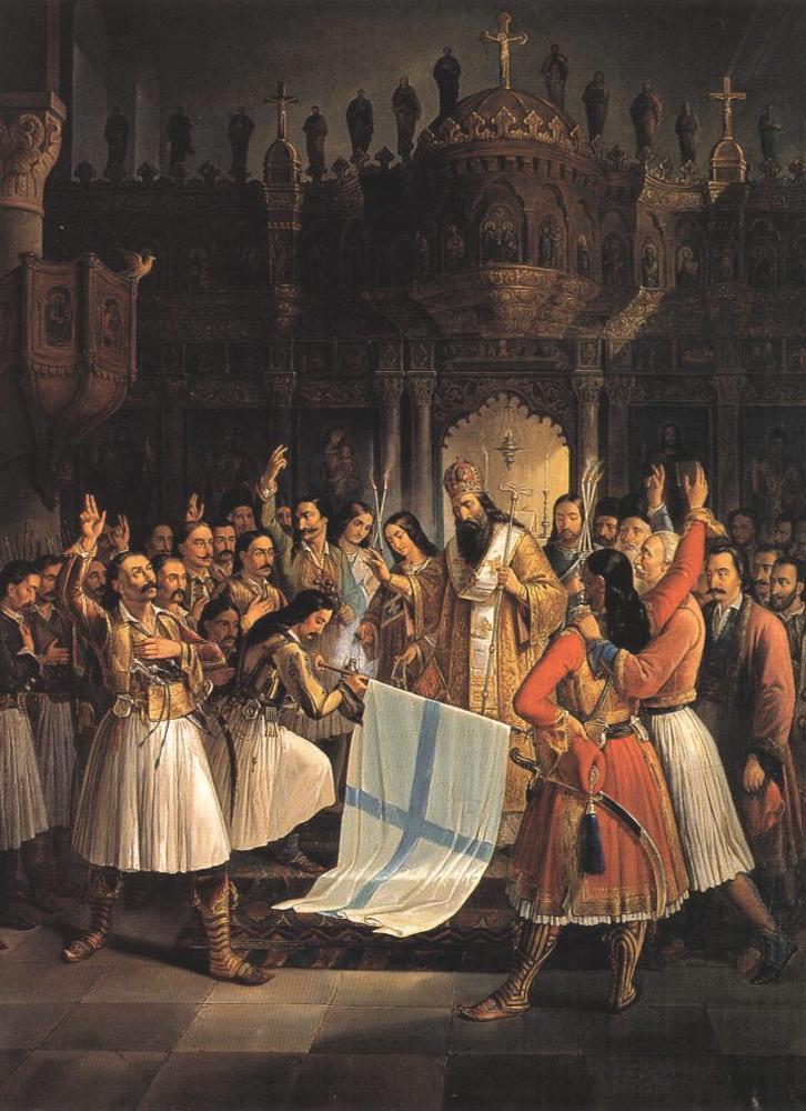 guerre d'indépendance de la Grèce