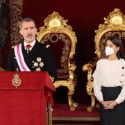 Discours du roi Felipe VI à l'état-major