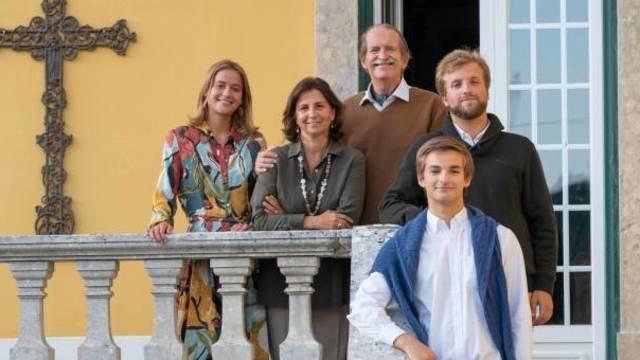 La famille royale du Portugal Photo@Fundacao dom manuel II