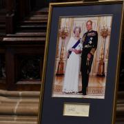 Elizabeth II et Philip Mountbatten
