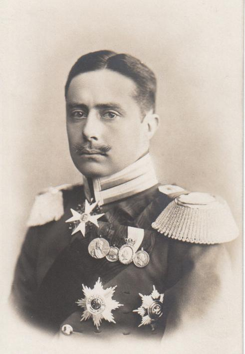 Grand duc Guillaume Ernest