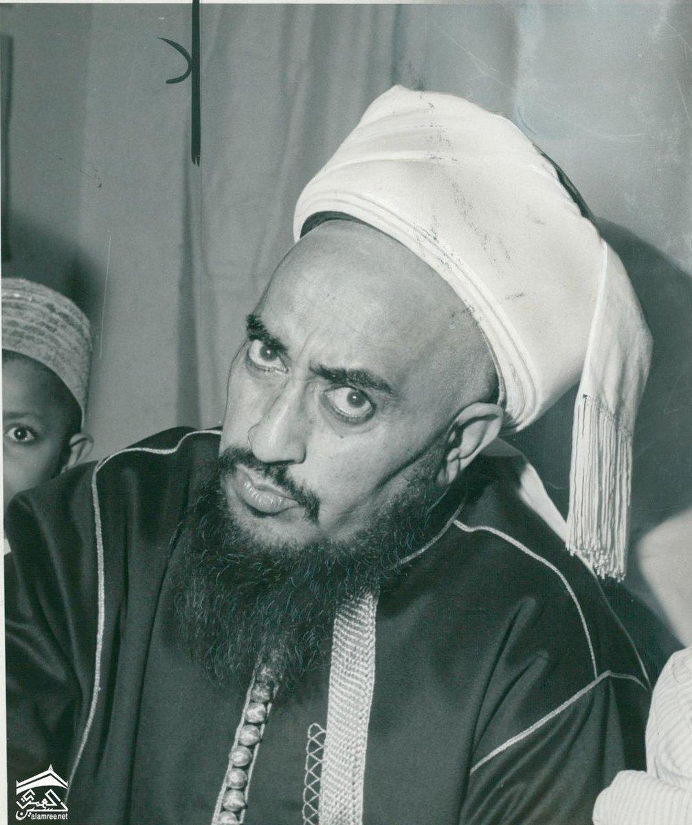 Le roi ahmad ben Yahya hamid al din