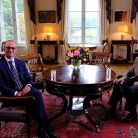 Interview du prince Franz de Baviere Photo BR24