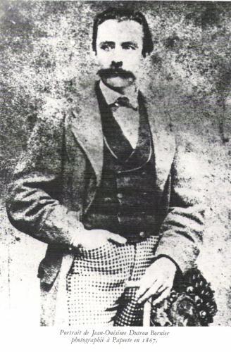 Jean Baptiste Dutrou Bornier