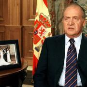 Le roi Juan carlos Photo keystone