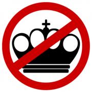 La catalogne refuse la monarchie