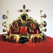 La couronne royale tcheque