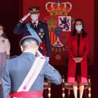 La famille royale le 12 octobre efe