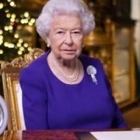 La reine elizabeth ii lors de son discours de noel 2020