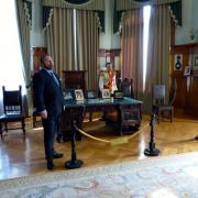 Le grand duc george romanov