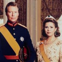 Le grand duc henri et son epouse photo cour grand ducale rtl