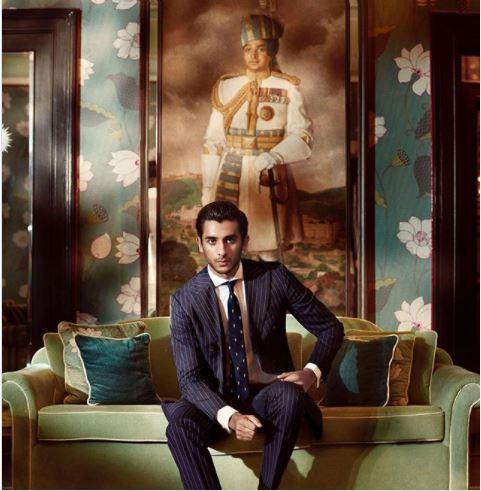 Le maharaja de jaipur