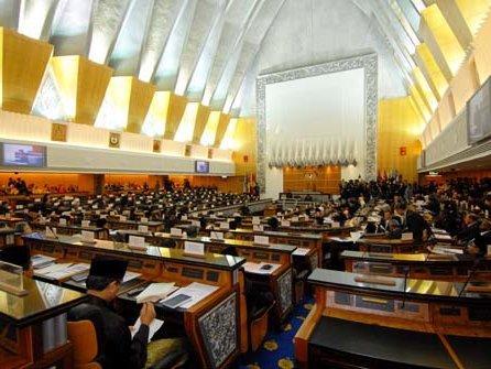 Le parlement malaisien