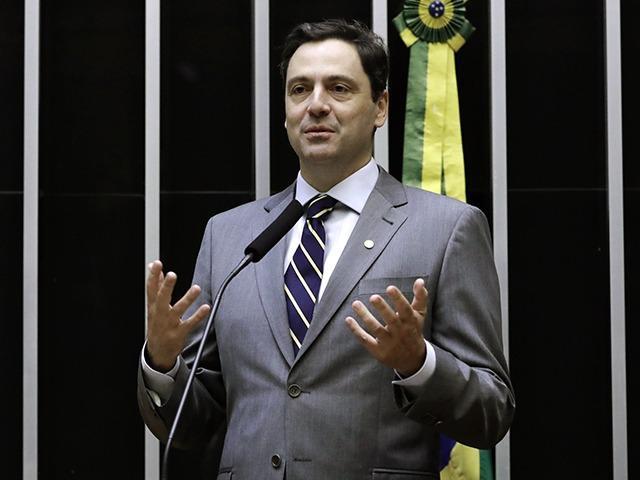 Le député Luiz-Philippe d'Orléans-Bragance au parlement